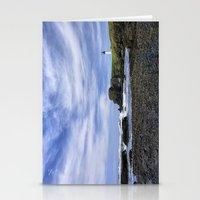 Yaquina Lighthouse Stationery Cards
