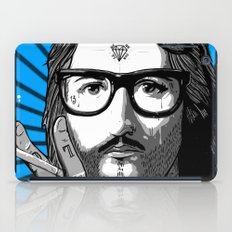 Jesus Bane #02 iPad Case