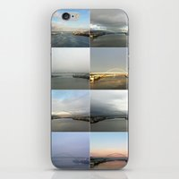 The Many Faces Of The Fr… iPhone & iPod Skin