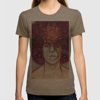 anni70barra79 Womens Fitted Tee Tri-Coffee SMALL