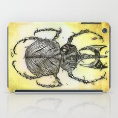 Sr Coprofago - Beetle shit iPad Case