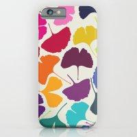 Ginkgo Multicolor iPhone 6 Slim Case