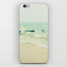 Sea Groyne iPhone & iPod Skin