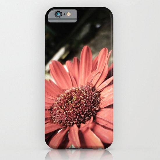 Small big flower iPhone & iPod Case