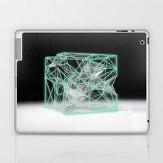 neon cube Laptop & iPad Skin