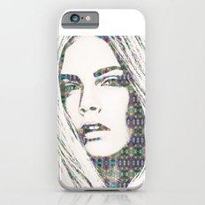 Cara Delevigne Slim Case iPhone 6s