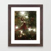 It's Christmas Framed Art Print