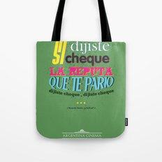 Argentina Cinema Tote Bag