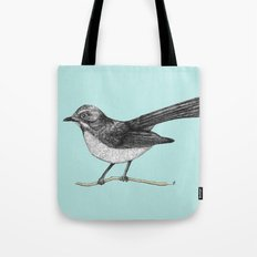 Willy Wagtail Tote Bag