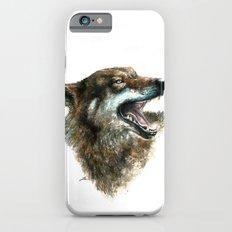 Wolf smile Slim Case iPhone 6s