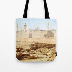 Desert City Tote Bag