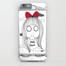 I Only Wear My Gas Mask iPhone 6s Slim Case