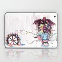 Cuckoo's Nested Fear Laptop & iPad Skin