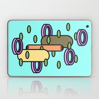 Hot dog Plain Laptop & iPad Skin