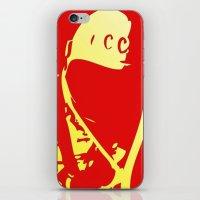 O Kosmonaut! My космонавт! iPhone & iPod Skin