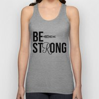 Strong Unisex Tank Top