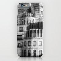 SIS Secret Service Building London iPhone 6 Slim Case
