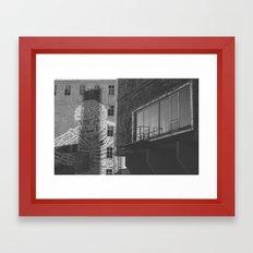 scene(ry) Framed Art Print