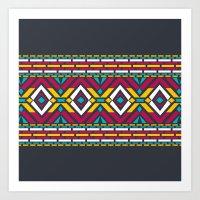 BENDI 1 Art Print