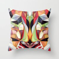 Merry Everything Throw Pillow