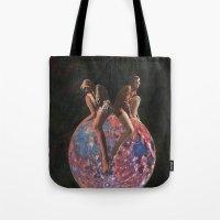 Self-Similar Tote Bag