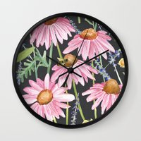 Honey Bee Garden Wall Clock