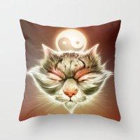 Kwietosh (Exclusive) Throw Pillow