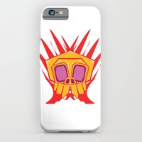 iPhone & iPod Case featuring Vampire Voodoo by Demon Noise