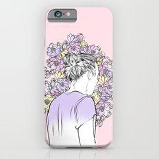 Gradient Floral Harry iPhone 6 Slim Case
