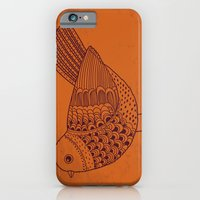 iPhone & iPod Case featuring Retro Pigeon by Texnotropio