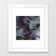 Splash 3 Framed Art Print