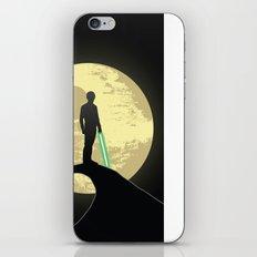 Luke's Nightmare Before iPhone & iPod Skin