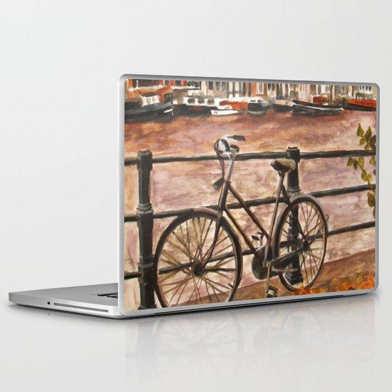 Going Dutch (red) Laptop & iPad Skin
