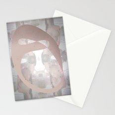 Sexz mask Stationery Cards
