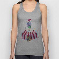holy high wire! Unisex Tank Top