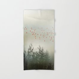 Hand & Bath Towel - After the Rain - SpaceFrogDesigns