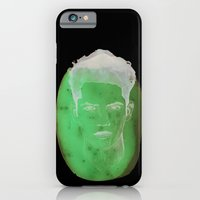 iPhone & iPod Case featuring Galaxy Boy by Margret Aurin