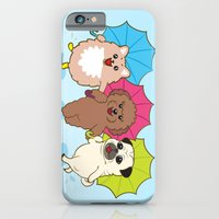 iPhone & iPod Case featuring Singin' in the rain by Tetchan