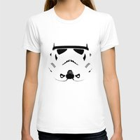 storm trooper T-shirts featuring Storm Trooper by WaXaVeJu