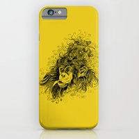 iPhone & iPod Case featuring hairstyle of the rich and famous by berg with ice