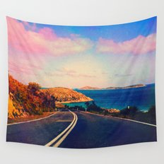 Hang It Up. Wall Tapestry