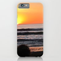 iPhone & iPod Case featuring Surfer by laurmatay
