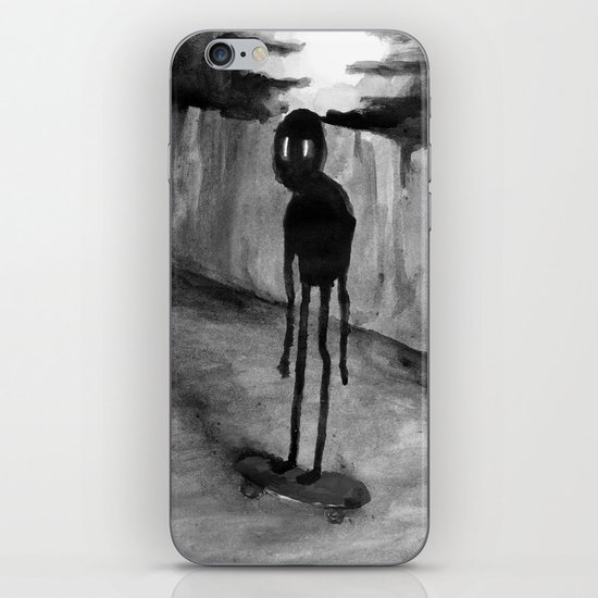 Skaterade iPhone & iPod Skin