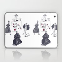Balenciaga Rules OK! Laptop & iPad Skin
