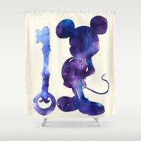 The Key Shower Curtain