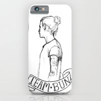 iPhone & iPod Case featuring Team Bun by Ashley R. Guillory