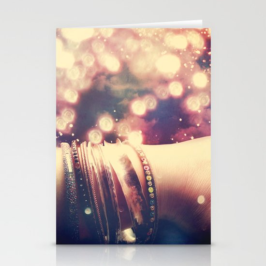 Bangles Stationery Card