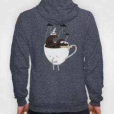 Brainstorming Coffee Hoody