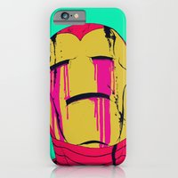 iPhone Cases featuring Smack! by boneface