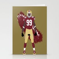 Gold Rush - Aldon Smith Stationery Cards